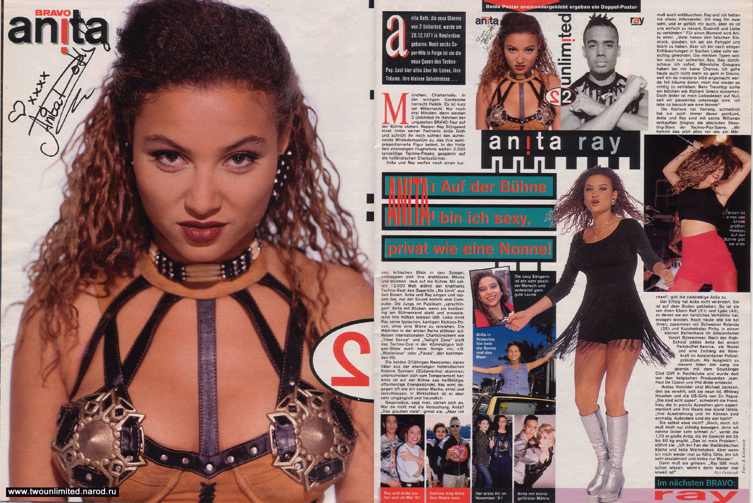 Anita Doth 2 Unlimited